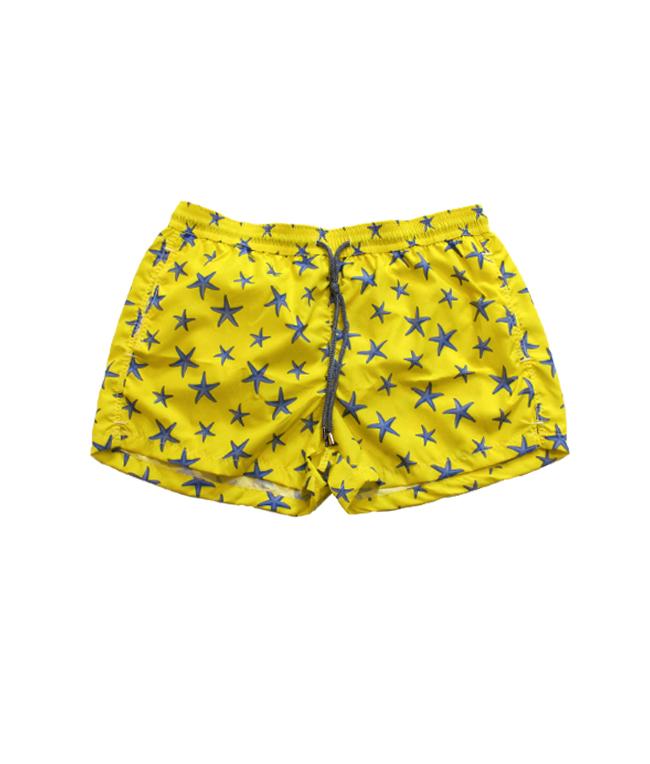 Saldi Baia 30 Remi - shorts mare in nylon traspirante a fantasia