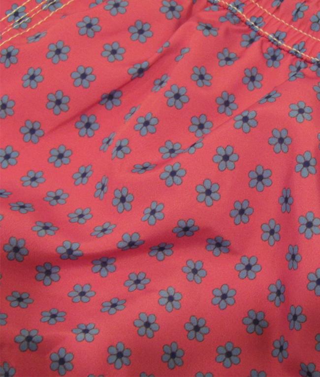 Baia 30 Remi - Outlet - shorts mare in nylon traspirante a fantasia 1