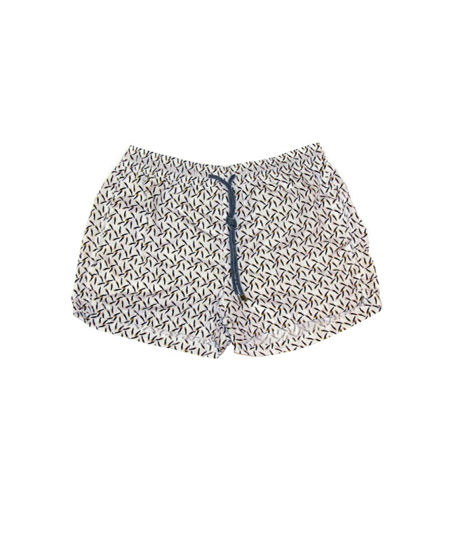 Baia 30 Remi - Outlet - shorts mare in nylon traspirante a fantasia