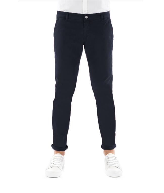 Entre Amis - Outlet - pantalone tk america corto blu