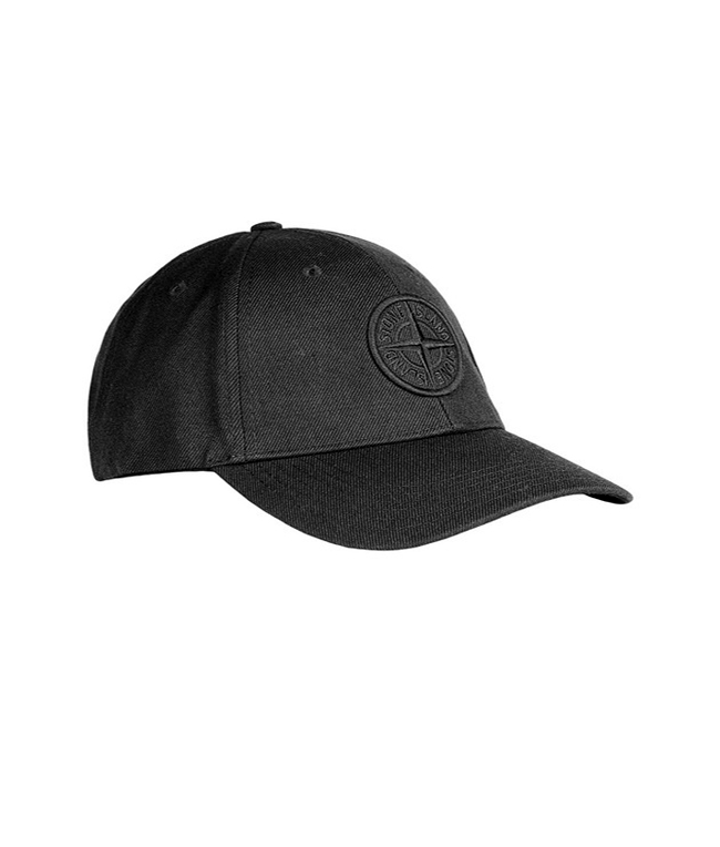 Stone Island - Accessori - cappellino nero