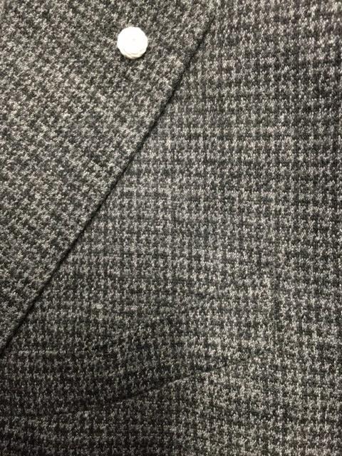 Luigi Bianchi Mantova - Saldi - giacca slim in lana grigia 1