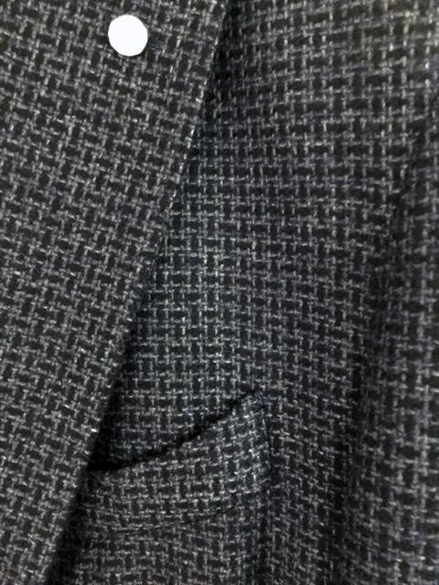 Luigi Bianchi Mantova - Outlet - giacca in lana blu 1
