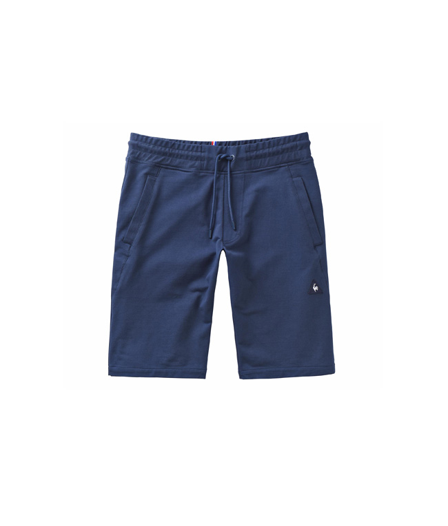 Le Coq Sportif - Saldi - pantaloncini essentiels blue