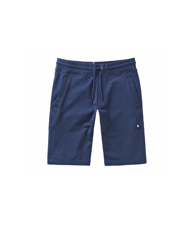 Le Coq Sportif - Outlet - pantaloncini essentiels blue