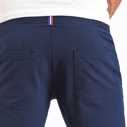 Le Coq Sportif - Saldi - pantaloncini essentiels blue 1