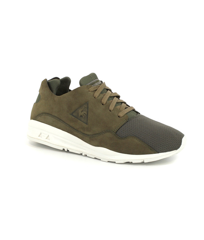 Le Coq Sportif - Outlet - lcs r pure mono luxe olive night