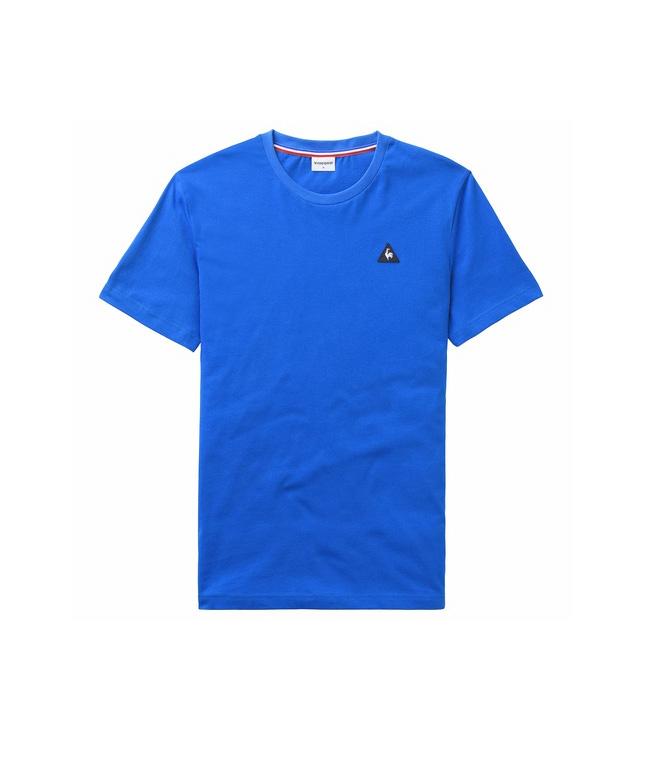 Le Coq Sportif - Saldi - t-shirt sureau n°2 sky blue