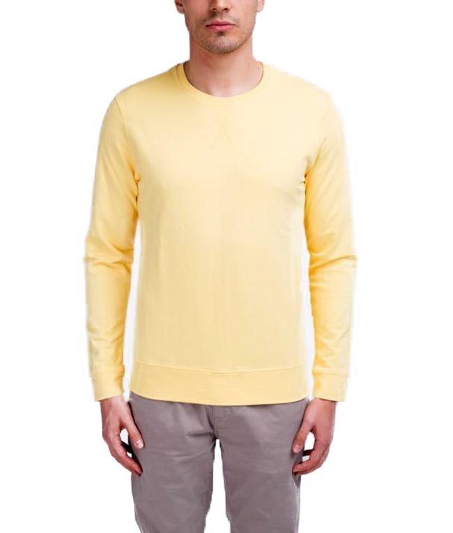 Stilosophy Industry - Saldi - felpa fp used giallo