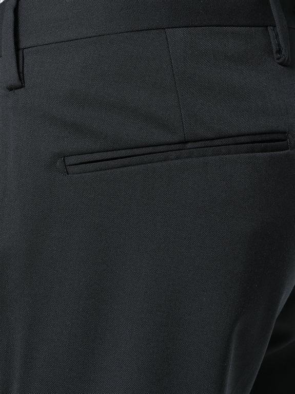 Entre Amis - Saldi - pantalone lana tk america corto blu 1