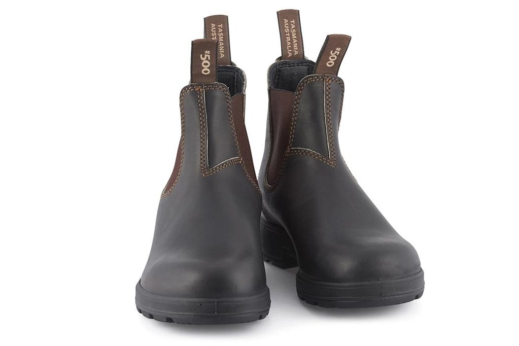 Blundstone - Scarpe - Sneakers - 500 el side boot st brown 1