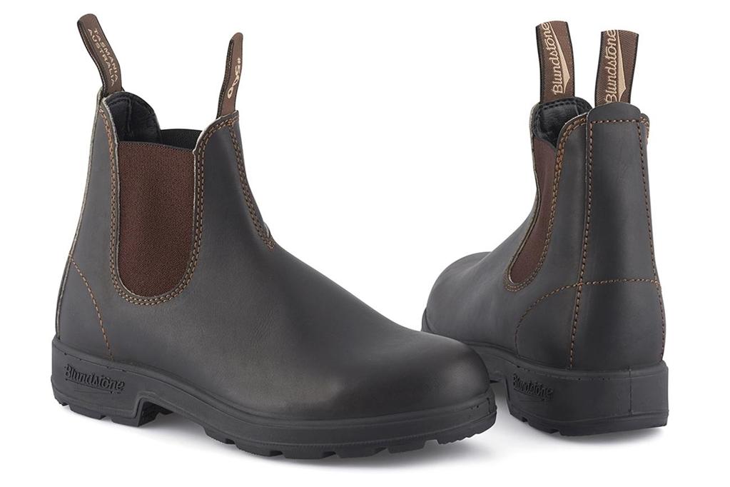 Blundstone - Scarpe - Sneakers - 500 el side boot st brown 2