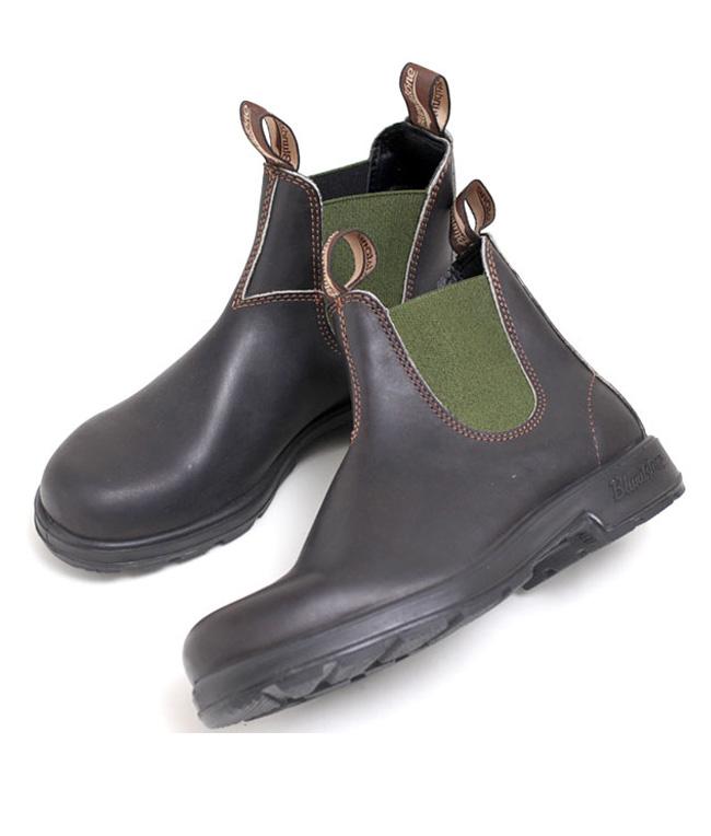 Blundstone - Scarpe - Sneakers - 519 el side boot st brw sage 1