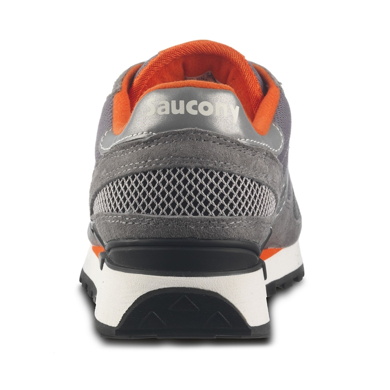 Saucony - Scarpe - Sneakers - sneakers shadow o' limited edition grey/silver/light red 1