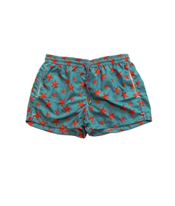 Baia 30 Remi - Outlet - shorts mare in nylon traspirante a fantasia