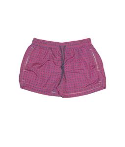 - Outlet - shorts mare in nylon traspirante a fantasia