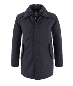 Refrigue - Outlet - hibis trench night blue