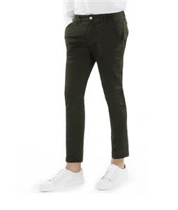 Entre Amis - Saldi - pantalone nisida corto verde militare