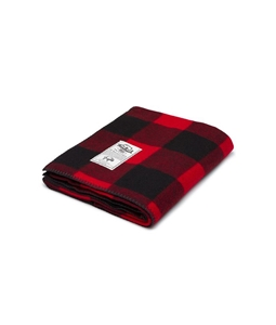 Woolrich - Outlet - rough rider 120x144 rosso/nero