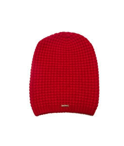 Bark - Outlet - cappello lungo in lana rosso