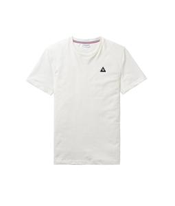 Le Coq Sportif - Outlet - t-shirt sureau n°2 white