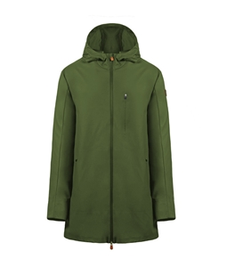 Save The Duck - Saldi - antipioggia gommato lungo rain4 leaf green