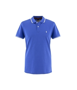 Refrigue - Outlet - polo shirt royal