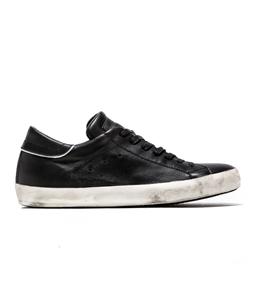 Philippe Model - Scarpe - Sneakers - sneaker in pelle paris black