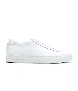 Philippe Model - Outlet - sneaker in pelle avenir white