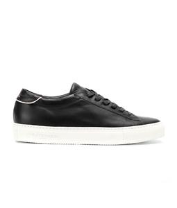 Philippe Model - Outlet - sneaker in pelle avenir black