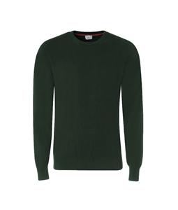 Peuterey - Maglie - maglia in cotone-lana verde
