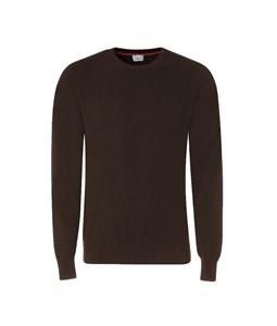 Peuterey - Maglie - maglia in cotone-lana marrone