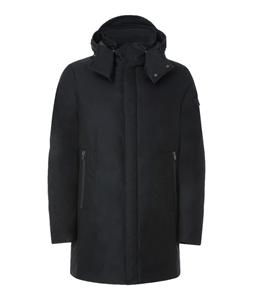 Peuterey - Giubbotti - giacca imbottita in piuma blu