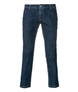 Entre Amis - Jeans - jeans 5 tk denim lungo