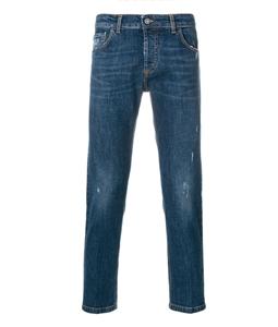 Entre Amis - Pantaloni - Jeans - Shorts - jeans 5 tk denim corto