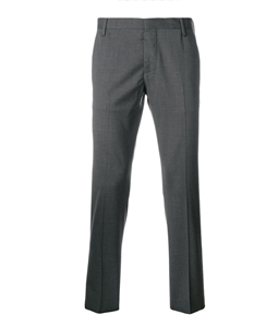 Entre Amis - Pantaloni - Jeans - Shorts - pantalone lana tk america corto grigio antracite