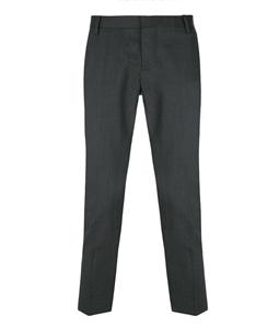 Entre Amis - Pantaloni - pantalone lana tk america corto grigio scuro