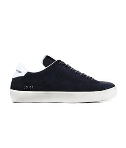 Leather Crown - Scarpe - Sneakers - sneaker lc06 blu