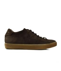 Leather Crown - Scarpe - Sneakers - sneaker lc classic low moro