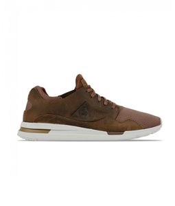 Le Coq Sportif - Scarpe - Sneakers - lcs r pure pull up leather/mesh reglisse