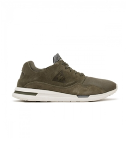 Le Coq Sportif - Outlet - lcs r pure waxy canvas olive night