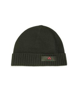 Peuterey - Accessori - berretto in lambswool verde