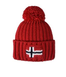 Napapijri - Saldi - berretto semiury rosso