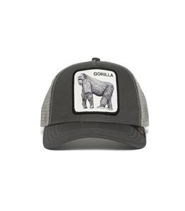 Goorin Bros - Cappelli - trucker baseball hat gorilla grey