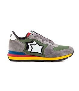 Atlantic Stars - Scarpe - Sneakers - sneakers antares in suede cement ivy
