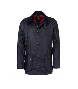 Barbour - Giubbotti - ashby wax jacket black