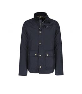 Barbour - Giubbotti - wax reelin jacket navy