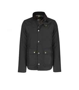 Barbour - Giubbotti - wax reelin jacket sage green