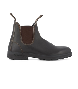 Blundstone - Scarpe - Sneakers - 500 el side boot stout brown