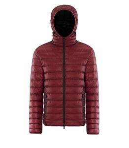 Ciesse Piumini - Giubbotti - franklin - 800fp light down hoody jacket red